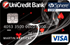 UniCredit Bank - VISA Classic Sphere