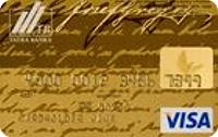 VISA zlatá súkromná