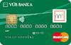 VÚB banka - MasterCard Standard